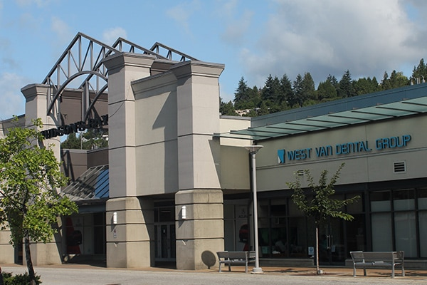West Van Dental Group Exterior