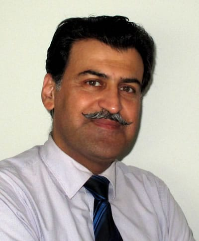 Dr. Hamidreza Shirbani